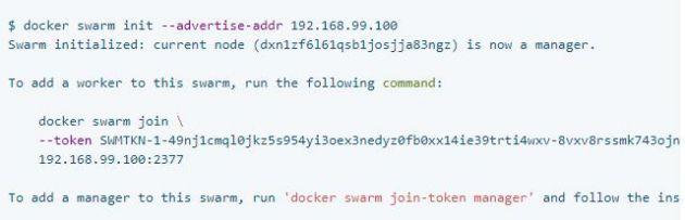 云计算核心技术Docker教程:Docker创建集群