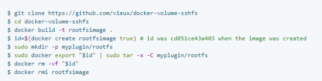 云计算核心技术Docker教程:Docker开发插件
