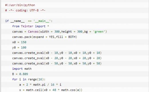 云计算开发:Python练习实例-综合画图